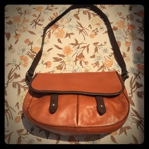 FRANCESCO BIASIA VINTAGE Italian Leather purse